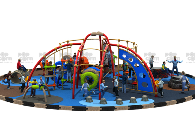 Spartica Play Ground