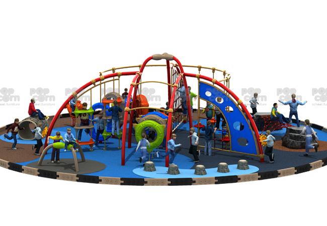 Spartica Play Ground