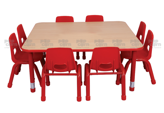 Omega Series Sqaure Table