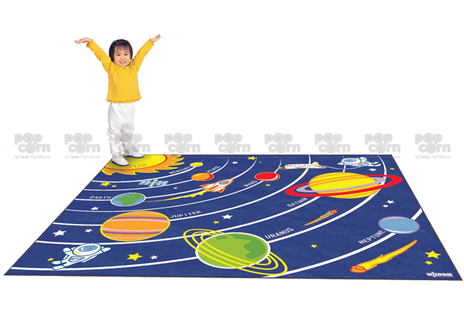 Colour Space Carpet