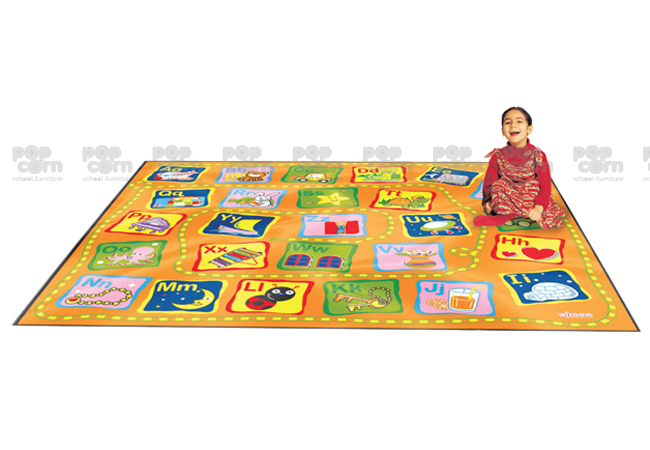 Alphabet Activity Carpet