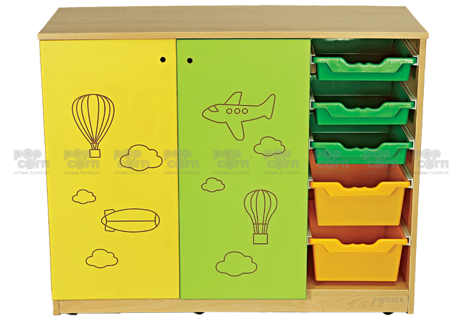 Hot Air Balloon Storage