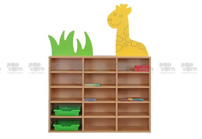 Giraffe Storage