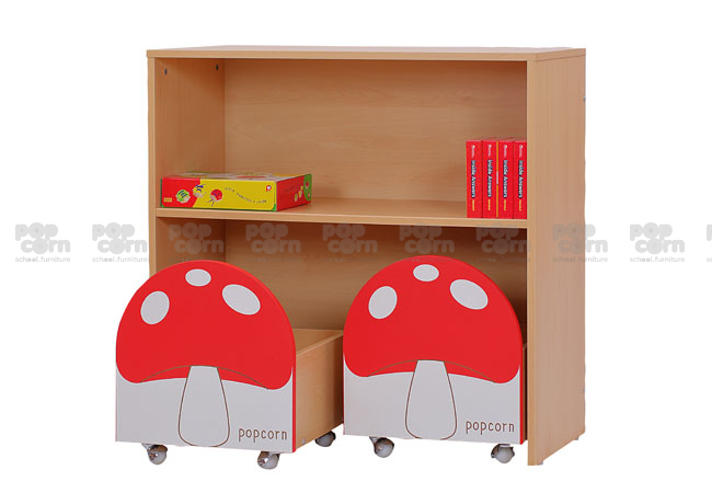 Toadstool Shelf