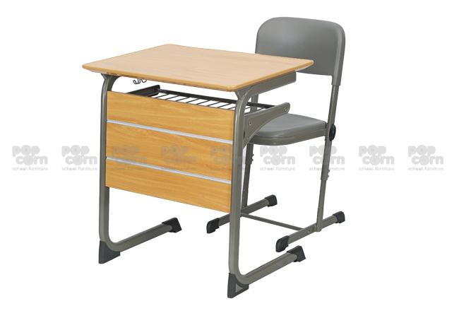 Single Desk Popcorn 185