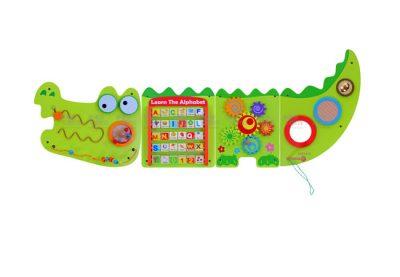 alligator panel