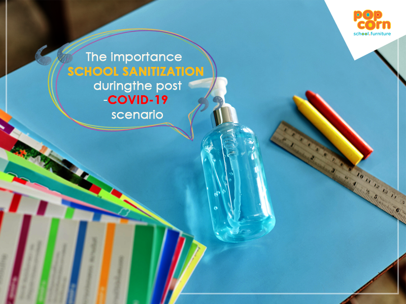 importance of school sanitization
