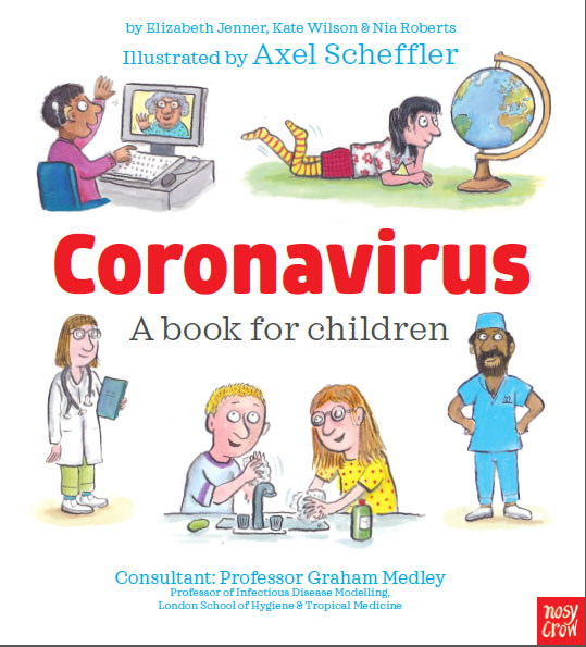 Coronavirus A book for Children - English