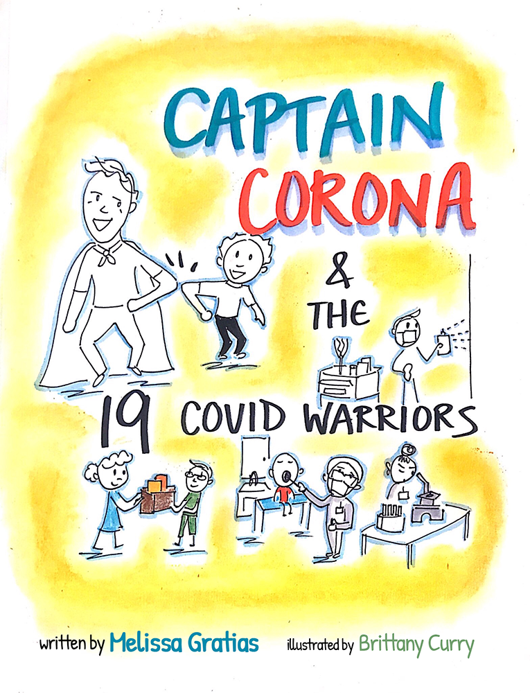 Captain Corona & the 19 COVID Warriors