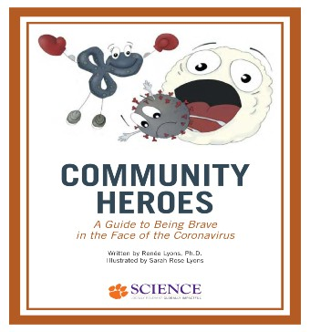 Clemson community Heroes Covid EngV2