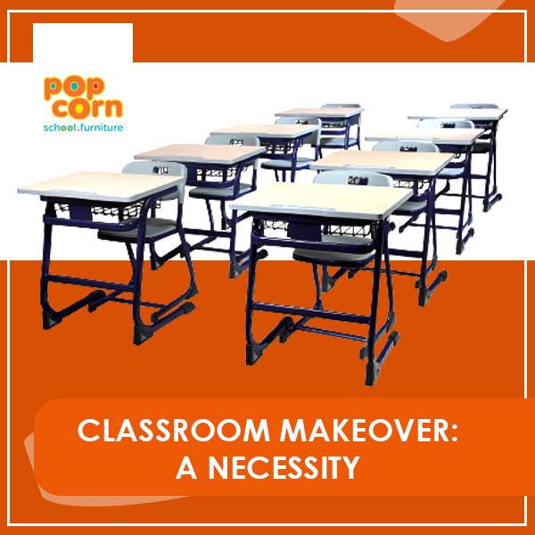 Classroom Makeover