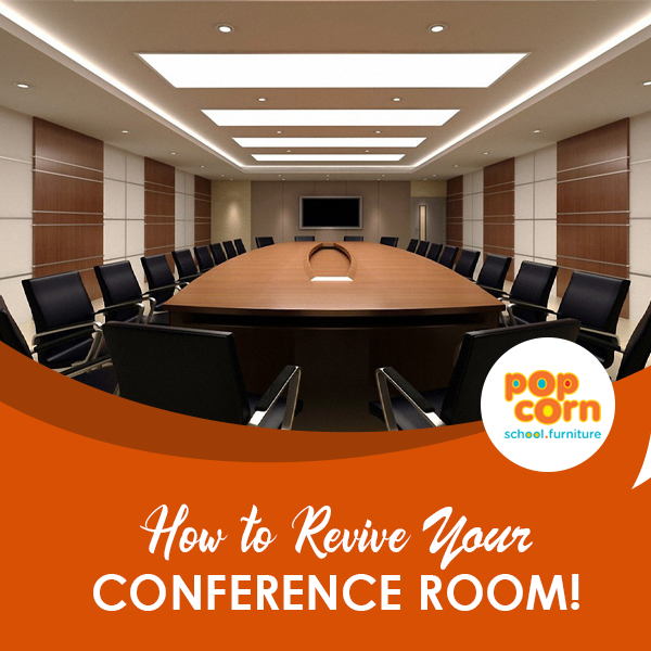 how to revive your conference room