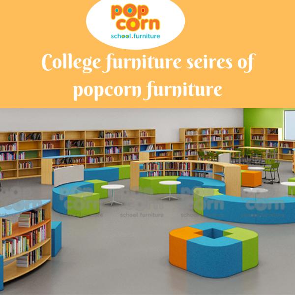 College furniture seires of popcorn furniture