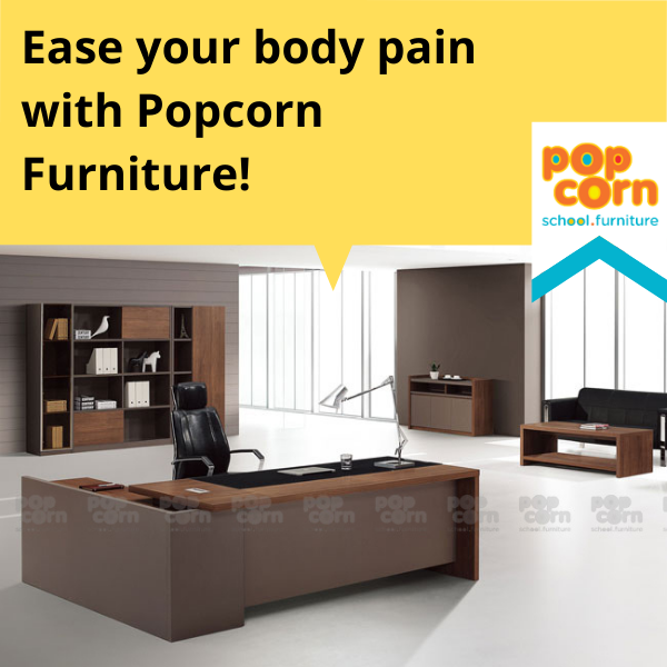 Ease your body pain with Popcorn Furniture! (2)