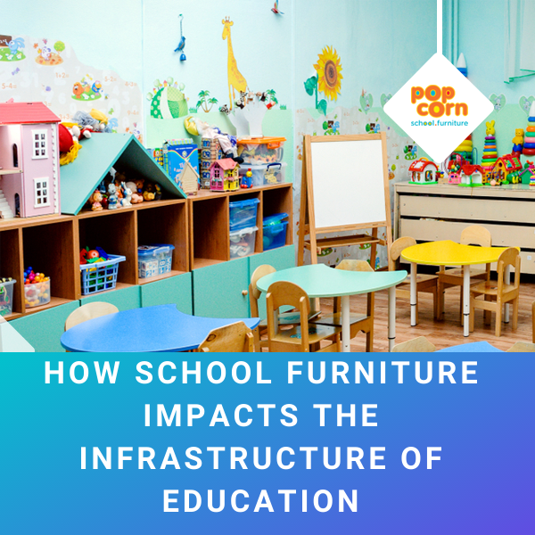 How school furniture impacts the infrastructure of education