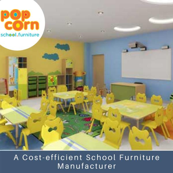 A Cost-efficient School Furniture Manufacturer